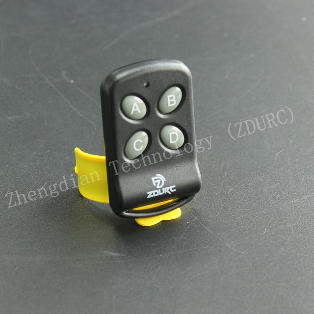 ZDURC 285 868mhz Auto Scan Multi Frequency Remote Control GARAGE DOOR OPENER  Free Shipping