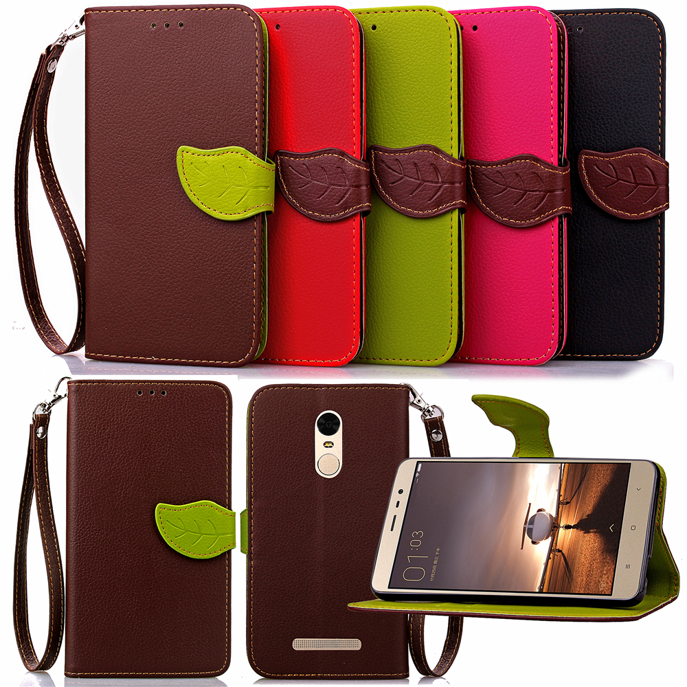 Xiaomi Redmi Note 3 Case Redmi Note 3 Pro Coque Flip Wallet PU Leather Cover Fundas Capa SmartPhone Cases Etui Accessory Bags