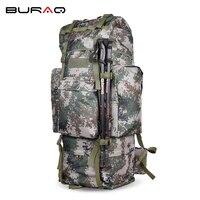 Горячая Высокое качество военный большой водонепроницаемый военный тактический рюкзак для охоты, походов, Кэмпинга рюкзак армейский рюкза