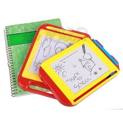 Chalkboard Magnetic drawing board Puzzle Whiteboard Blackboard Drawing toy Easel Board Arts math Toys for Children Kids