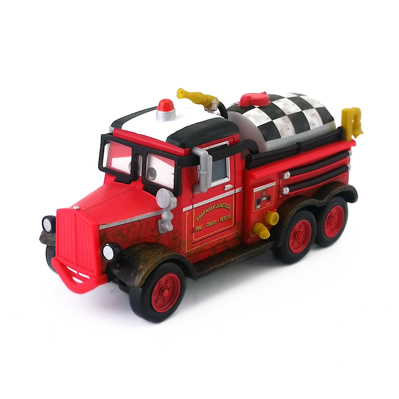 Disney Pixar Planes 2 Mayday Fire Rescue 1:55 Diecast Metal Toy Plane Model Loose New Kids Boy Gift Free Shipping