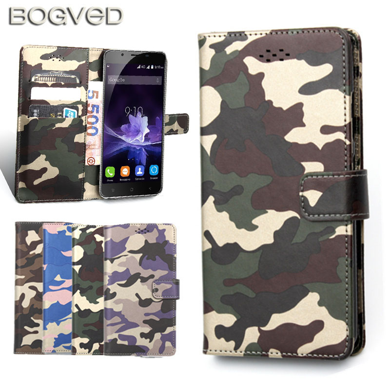 BOGVED Original Camouflage Phone Case For Blackview P2 Case Cover For Blackview P2 lite P2s Cellphone