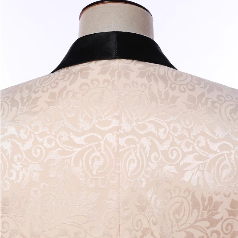 Broderie Image Image Mariage Costumes Marié Made Slim Fit Mens Custom veste as Convient Pièces The Masculino 3 As De Gilet Terno Bal Smoking Pantalon q1yg5S1xXw