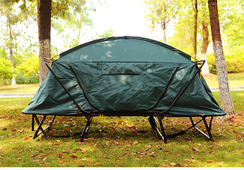 Hot Sale Automatic Smart Tent Off Ground Tent Above Ground WaterProof Outdoor Folding C&ing Bed Tent & Off Ground Tent For Sale - The Ground Beneath Her Feet