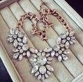 Sby0278 moda de la cadena bohemio gargantillas Chunky gran declaración collar fornido 2015