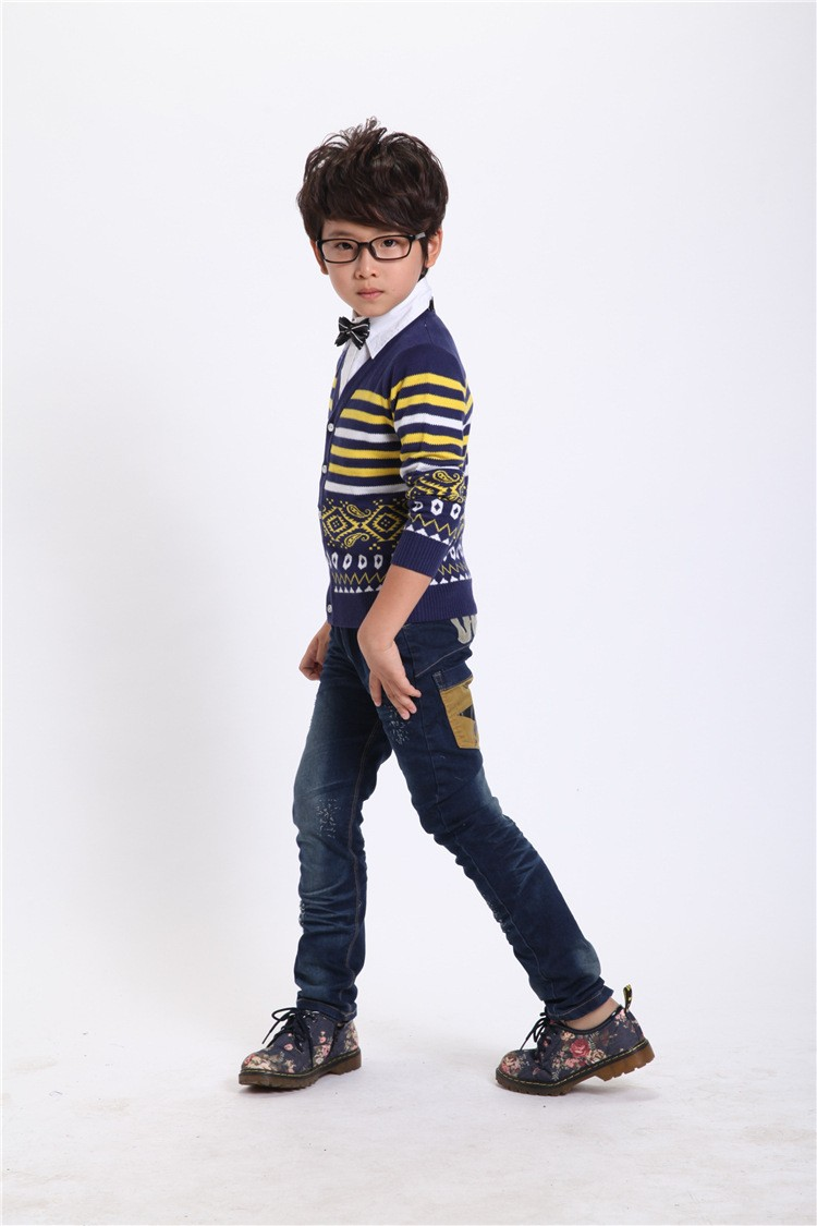b630a56e1 Free shipping!Children sweater Single Breasted cardigan for boy ...