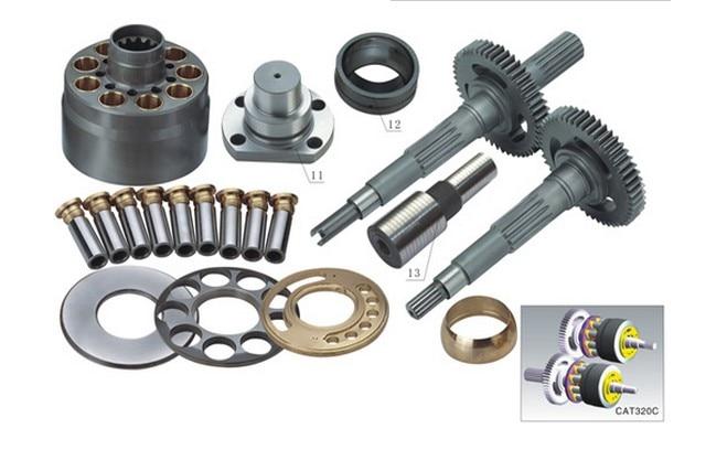 CAT Repair kits hydraulic pump engineering parts 320C spare parts