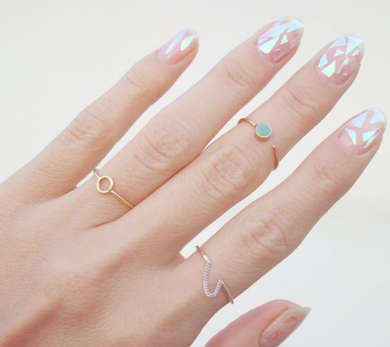 1pcs shattered glass nail art mirror foil nail art paper sticker 1pcs shattered glass nail art mirror foil nail art paper sticker diy nail beauty decoration tools in stickers decals from beauty health on prinsesfo Choice Image