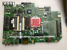 Laptop Motherboard for HP TouchSmart 610 648512-001 DA0ZN9MB6H0 REV H A57 HD 5570 DDR3 Mother Board(China)