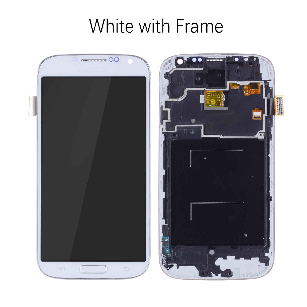S4 SKU White with Frame