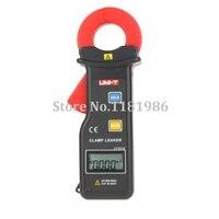 UNI T UT251A мультитестерный Амперметр 10000 отсчетов RS 232 Высокая чувствительность ток утечки токовые клещи w/99 регистрации данных