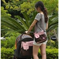 New Carter S Baby Changing Diaper Nappy Bag Mummy Multifunctional Heart Handbag Organizer Tote Handbag Storage