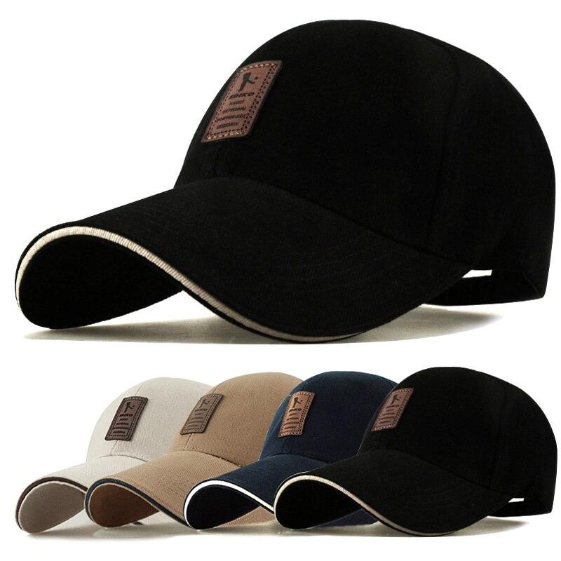 1Piece Baseball Cap Men's Adjustable Caps