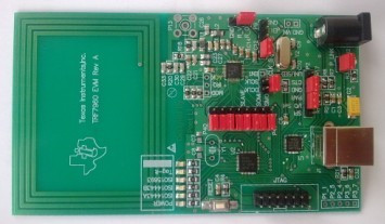 TRF7960, TRF7960A, TRF7970AEVM, TRF7961, RFID development board, radio frequency identification
