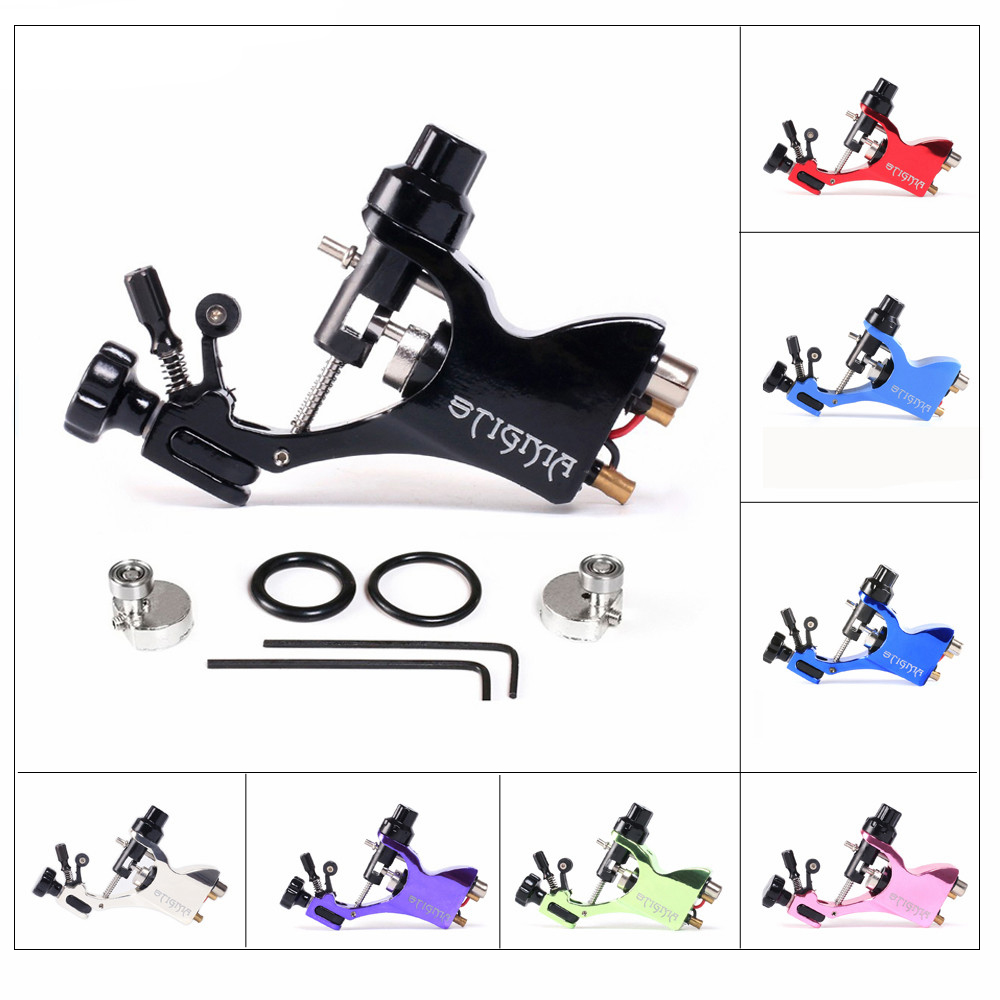 New rotary tattoo machine Professional Stigma Bizarre V2 high quality tattoo supply M659CN