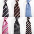 2016 homens marca de moda 9 cm nano impermeável corbatas casamento negócios gravata gravatás gravata de seda cravate