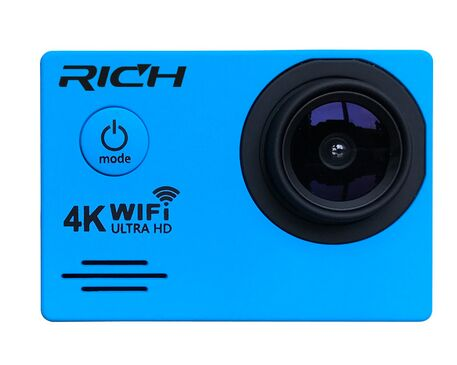 2018 NEW RICH J550R Sports Cameras 4K 2.7K 1080P Action Camera 16MP WiFi Sports Cameras  ...