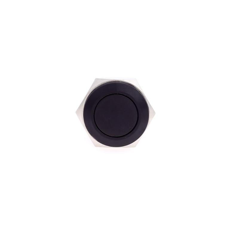 16 мм водонепроницаемый стартовый переключатель из нержавеющей стали лодочный рожок мгновенная кнопка сброса типа автомобиля автоматический двигатель стартер питания