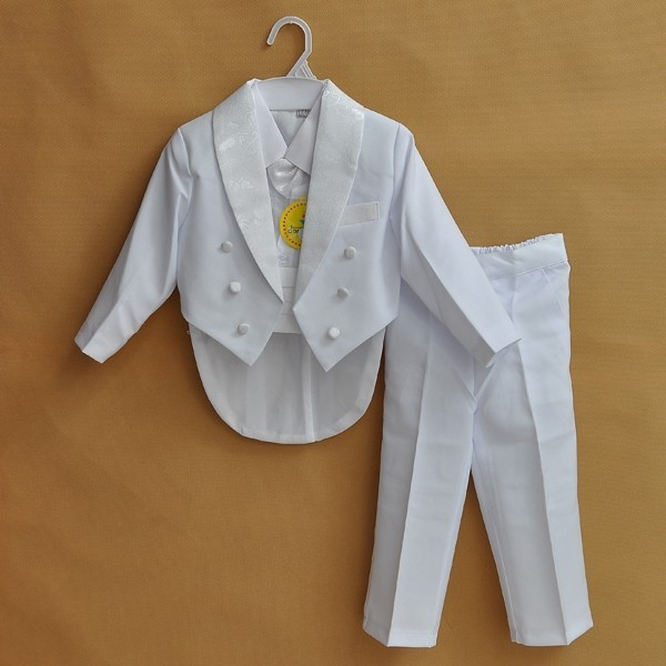 3ef730601c8f 2018 Formal baby boy clothes wedding for suit party baptism ...