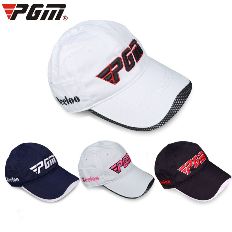 PGM Golf Colorful Cap For Men Unisex One Size Cotton Waterproof Sunproof Breathable Mans Sports Cap Golf Hat Casquette Gorras