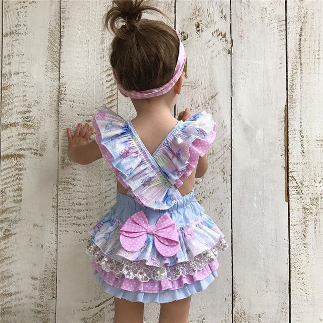 1173bd136deb Super Sweet New Design On Sale Rompers Newborn Baby Girl Cotton Ruffle  Romper Girls Summer Style Clothing baby girl clothes