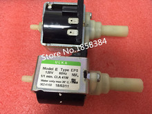 AC120V 60 HZ Orijinal otantik kahve makinesi pompası ULKA EP5 elektromanyetik pompası tıbbi ekipman yıkama maksi
