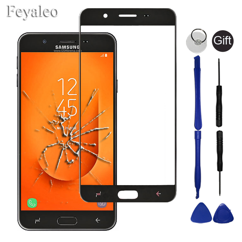 J7Prime Front Panel For <font><b>Samsung</b></font> <font><b>Galaxy</b></font> <font><b>J7</b></font> Prime 2 J7Prime <font><b>2018</b></font> G611F Touch Screen Sensor G610F LCD <font><b>Display</b></font> Digitizer Glass Cover image