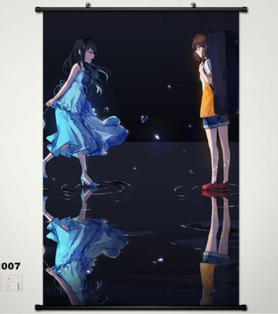 Amazing Sound! Euphonium Oumae Kumiko Home Decor Anime Poster Wall Scroll 007