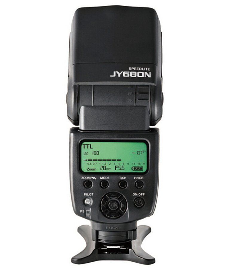 Viltrox JY-680N i-TTL Flash Speedlite for Nikon D5200 D7100 D3200 D7200 D800 D7000 D90