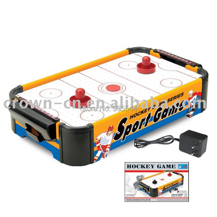 Christmas Gift!! Crown Toys 288B tablet table hockey game