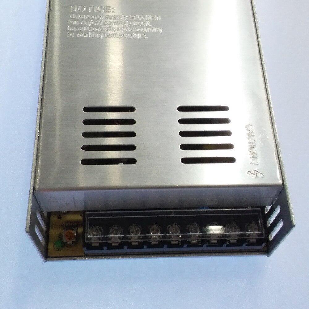 12 V 30A 360 W 110 V 220 V commutation transformateurs d'éclairage haute qualité pilote de sécurité pour LED bande 5050 5730 alimentation