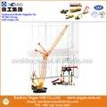 1:50 Big Scale Model, Diecast Construction Model, Original XCMG QUY300 Tower Crane Model, Crawler Crane Gift, Exhibiton