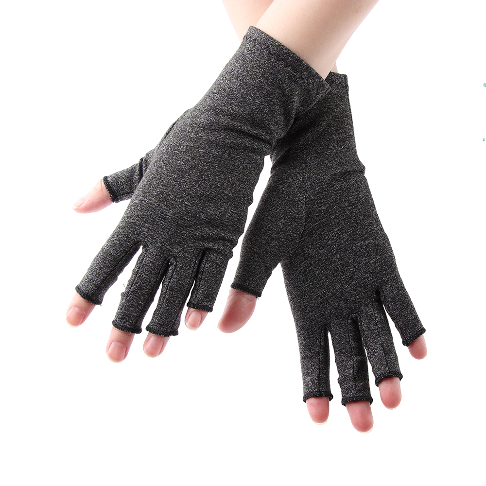1 Paar Arthritis Handschuhe Kompression Joint Finger Schmerzen Relief Hand Handgelenk Unterstützung Klammer Entspannen Therapie Schmerzen Heathy Arthritis Handschuhe Kataloge Werden Auf Anfrage Verschickt