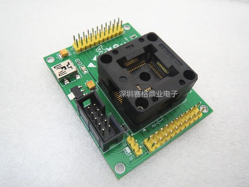 EPM3032A EPM3064 QFP44 IC Test Seat IC Converter Seat Burner Seat Programming Seat
