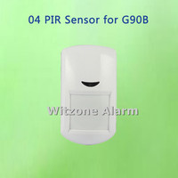 5pcs Lot 433MHz Wireless Passive Infrared Pir Sensor Motion Detector For Wifi Alarm Security System G90B