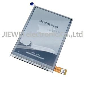Новый 6-дюймовый ЖК-дисплей ed060cpe (LF) для NOOK2 PocketBook 614 PB614-D-RU screen