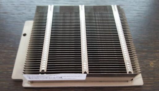ФОТО Heatsink for 654757-001 667880-001 DL360P G8 well tested working