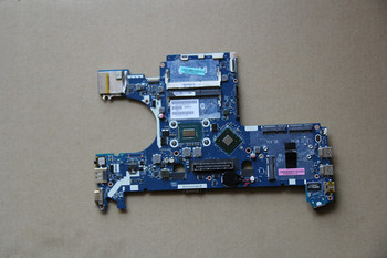 For DELL Latitude E6230 Laptop motherboard QAM00 LA-7731P with I5-3320M CPU Onboard QM77 DDR3 fully tested