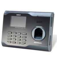ZK U160 Fingerprint Time Attendance ID/IC/ WIFI TCP/IP Fingerprint Time Clock Employee Attendance Terminal