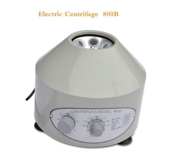 Electric Centrifuge Medical Lab Centrifuge Laboratory Centrifuge 110v/220v 80 1 lab centrifuge laboratory supplies medical practice 4000 rpm 20 ml x 6 1795xg