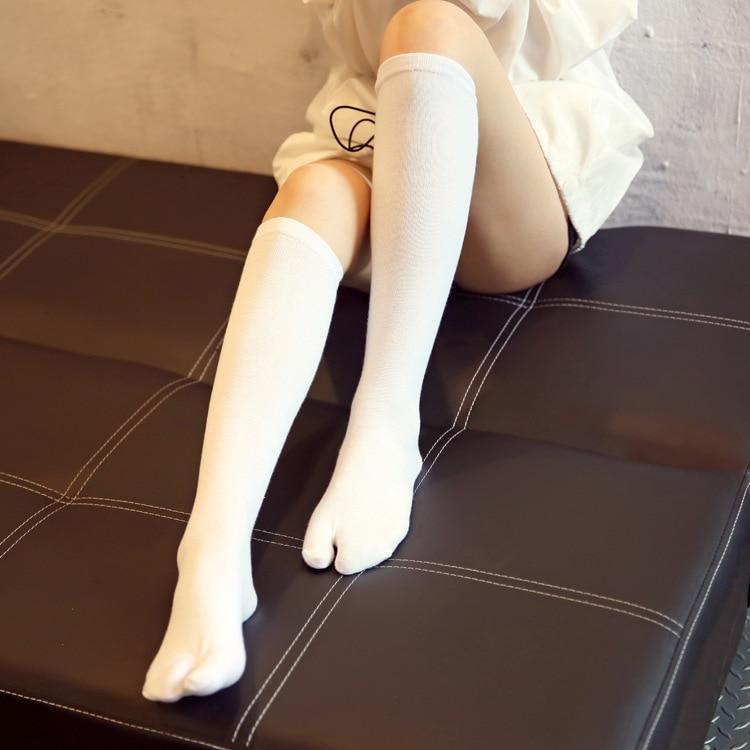 Japanese Kimono Pure Cotton White Clogs Special Socks Two -9718