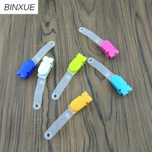 BINXUE Clip badge ABS card Large quantity, low price K038