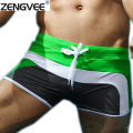 Fashion Men Swimsuit Quality Swimwears Trunks Swimwear for Men Boxers