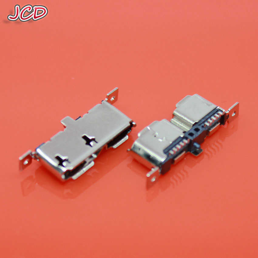 Jcd MICRO USB 3.0 Port Plug Socket untuk Seagate Hard Disk/Netbook/MP5 DC Power Jack USB jack 10 Pin Konektor Micro USB