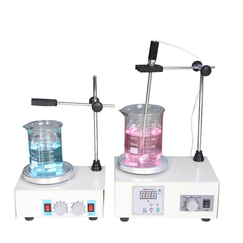 Laboratory magnetic stirrer Heating constant temperature Speed adjustable 2000r/min 220V brand new flatspin small magnetic stirrer thin laboratory mixer adjustable speed 15 1500 rpm