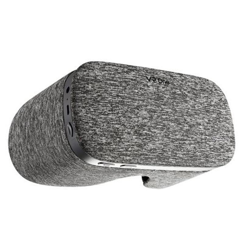 LEORY 5.5 Inch Doek VR Bril bluetooth Licht Ademend Hardware Acceleratie VR 3D Bril Met USB TF Card WiFi 4 KOutput - 4