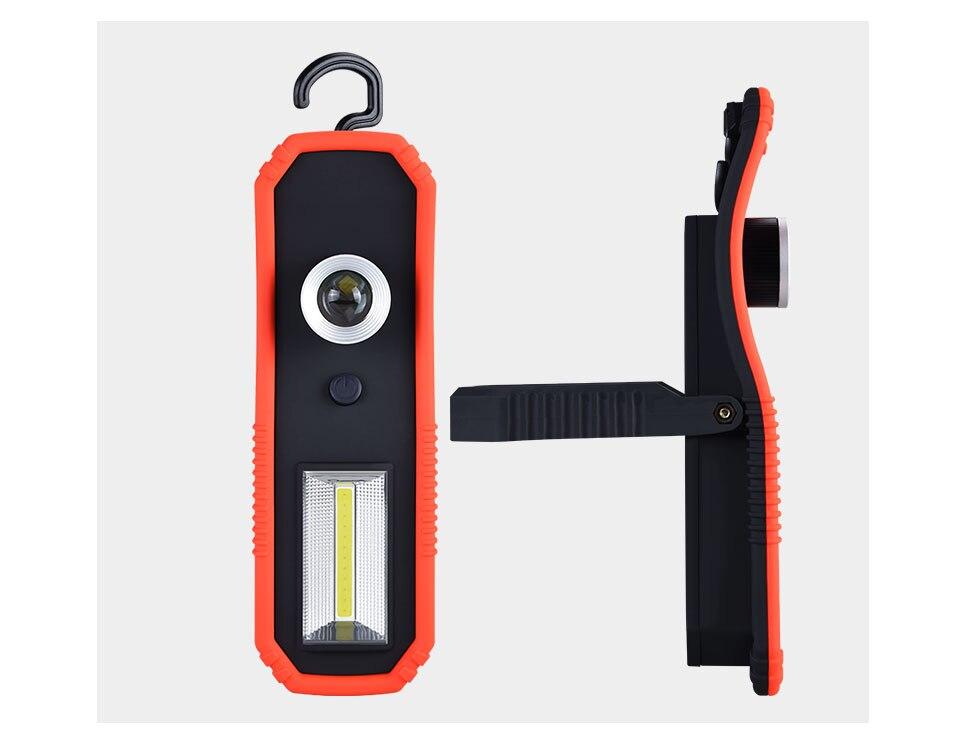 Portable Battery Rechargeable COB Led Light  (26)