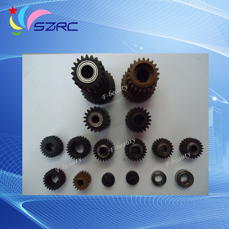 все цены на High Quality Original Teardown Used Fuser Gear For Canon IRC4080 IRC4580 IRC5185 IRC5180 4080 4580 5185 5180 Gears ( one set) онлайн