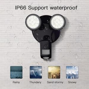 Image 4 - Vstarcam Outdoor HD 1080P LED Floodlight IP Camera Wifi Outdoor Waterproof Camera PIR Motion Detection Surveillance Security Cam