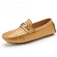 2014 Popular Local Tyrants Gold Men S Genuine Leather Shoes British Fashion Low Tide Male